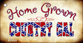 Home Grown Country Gal Wholesale Novelty Key Chain