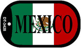 """Mexico Dog Tag Kit 2"""" Wholesale Metal Novelty Necklace"""