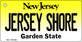 Jersey Shore New Jersey State License Plate Wholesale Key Chain