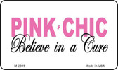 Pink Chic Wholesale Novelty Magnet M-2899