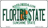 Florida State University State License Plate Wholesale Magnet M-6021