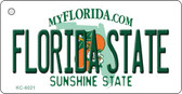 Florida State University State License Plate Wholesale Key Chain KC-6021