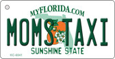 Moms Taxi Florida State License Plate Wholesale Key Chain KC-6041