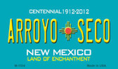 Arroyo Seco New Mexico Novelty Wholesale Magnet