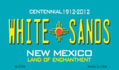 White Sands New Mexico Novelty Wholesale Magnet