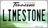 Limestone Tennessee State License Plate Wholesale Magnet M-6425