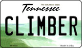 Climber Tennessee State License Plate Wholesale Magnet M-6649