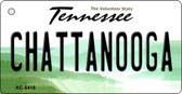 Chattanooga Tennessee License Plate Wholesale Key Chain KC-6418