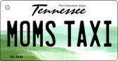 Moms Taxi Tennessee License Plate Wholesale Key Chain KC-6440