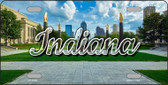Indiana Sunny Park Wholesale State License Plate