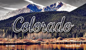 Colorado Forest and Mountains Wholesale Magnet M-11589