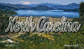 North Carolina Dam Wholesale Magnet M-11621