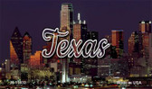 Texas Open Mountain Road Wholesale Magnet M-11632