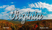 Virginia Mountain Range Wholesale Magnet M-11636