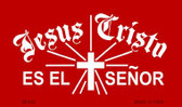 Jesus Cristo Es El Senor Novelty Wholesale Magnet M-244