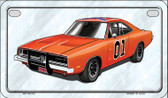 General Lee Novelty Wholesale Motorcycle License Plate MP-8218