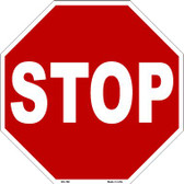 Stop Wholesale Metal Novelty Octagon Stop Sign BS-180