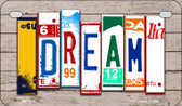Dream Plate Art Wholesale Novelty Motorcycle Plate MP-7939