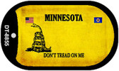 Minnesota Do Not Tread Wholesale Dog Tag Necklace DT-8855