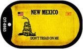 New Mexico Do Not Tread Wholesale Dog Tag Necklace DT-8863