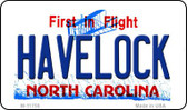 Havelock North Carolina Wholesale State Magnet M-11750