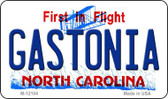 Gastonia North Carolina State Wholesale Novelty Metal Magnet M-12104