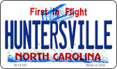 Huntersville North Carolina State Wholesale Novelty Metal Magnet M-12105