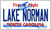 Lake Norman North Carolina State Wholesale Novelty Metal Magnet M-12106