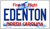 Edenton North Carolina State Wholesale Novelty Metal Magnet M-12109