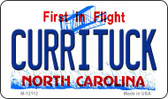 Currituck North Carolina State Wholesale Novelty Metal Magnet M-12112