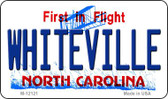 Whiteville North Carolina State Wholesale Novelty Metal Magnet M-12121