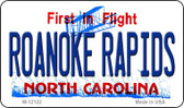 Roanoke Rapids North Carolina State Wholesale Novelty Metal Magnet M-12122