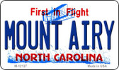 Mount Airy North Carolina State Wholesale Novelty Metal Magnet M-12127