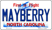 Mayberry North Carolina State Wholesale Novelty Metal Magnet M-12128