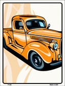 Classic Truck Wholesale Metal Novelty Parking Sign P-345