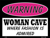 Fashion Is Admired Wholesale Metal Novelty Parking Sign P-779