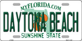 Daytona Beach Florida Novelty Wholesale Metal License Plate LP-6003