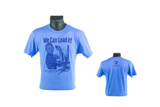 Blue We Can Load It T-Shirt