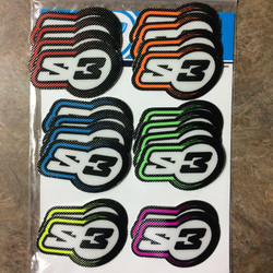 S3 STICKER PACK