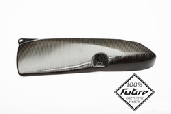 FUTURE TRIAL EXHAUST COVER
