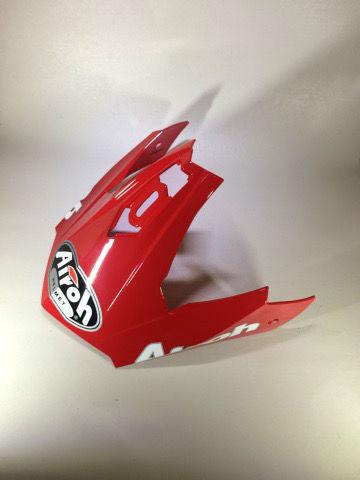 AIROH VISOR DAPPER RED
