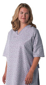 Pack of 2 - 3X Hospital Gowns - Freesia Print