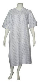 10xl Hospital Gowns (Demure)