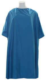 Plus Size Hospital Gown 5X - Teal