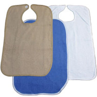 Pack of 6 Adult Terry Bibs