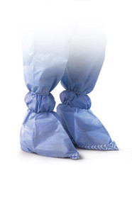 Medline Industries NON27145 Non-Skid Multi-Layer Ankle Covers, Latex Free, La...
