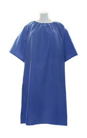 10xl Hospital Gowns (Royal)