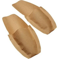 Crepe Paper Disposable Slippers (1000 Pair) (Light Brown)