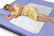 "Premium Quality Bed Pad, Quilted, Waterproof, and Washable , 34"" x 52"" The Be..."