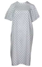 Velcro® Brand Hospital Gown-medical Gown